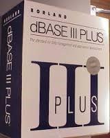 Dbase III plus