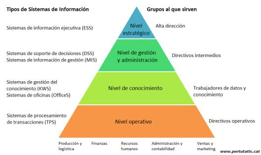sistemas de informacion - transaccionales