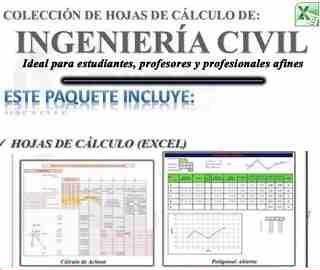 excel para ingeniería civil