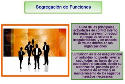 segregacion de funciones 2